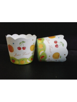 BRUDER CUP 45MM TUTTY FRUITY 20 PCS