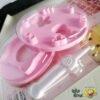 Bento Cutter HelloKitty dan My Melody dari Sanrio   Food Cutter