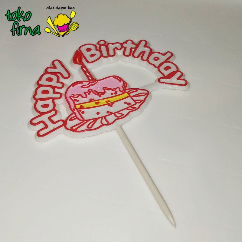 Birthday Cake Topper
