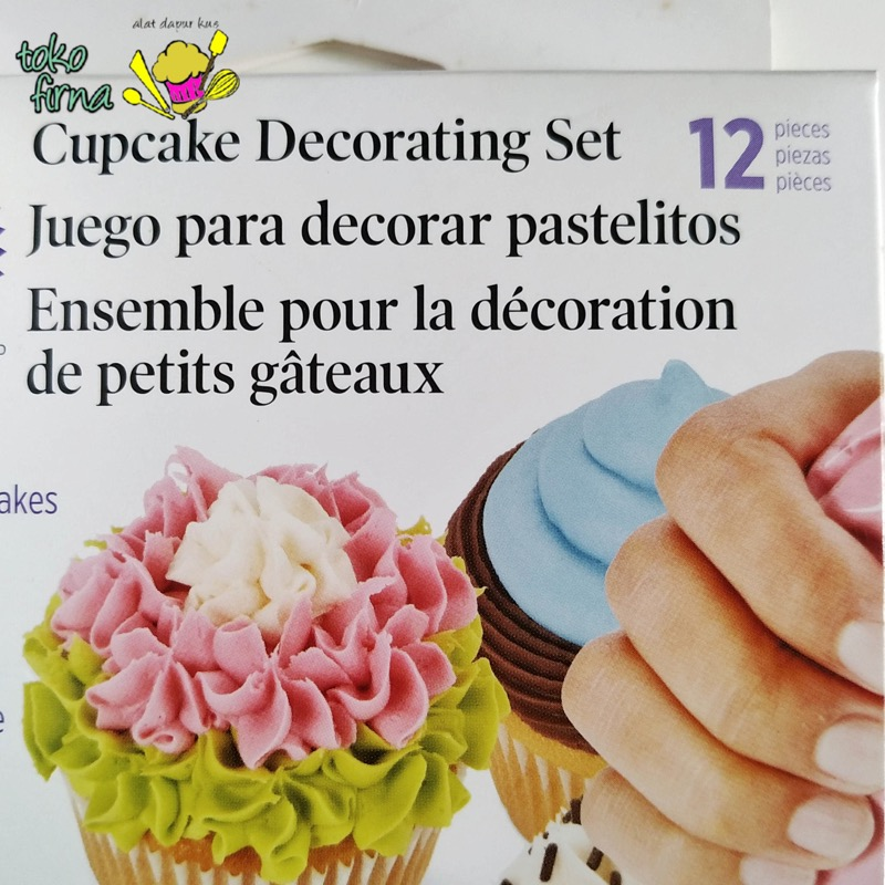 Cupcake Decorating Tip Set