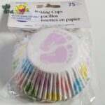 Cupcake Liner Baking Cup - Baby Shower