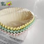 Cupcake Liner Baking Cup - Pastel Colours