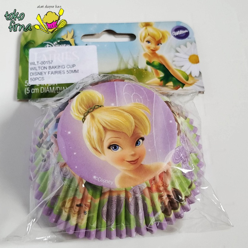 Cupcake Liners - Disney Fairies