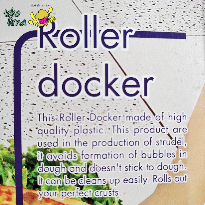 Docker Pastry Roller by Kitchen Pro