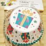 Cupcake Liner Baking Cup Celebrations isi 75