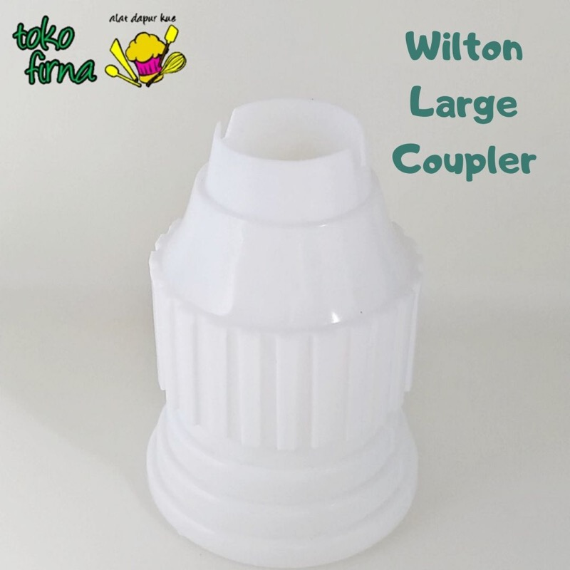 Coupler Large Wilton