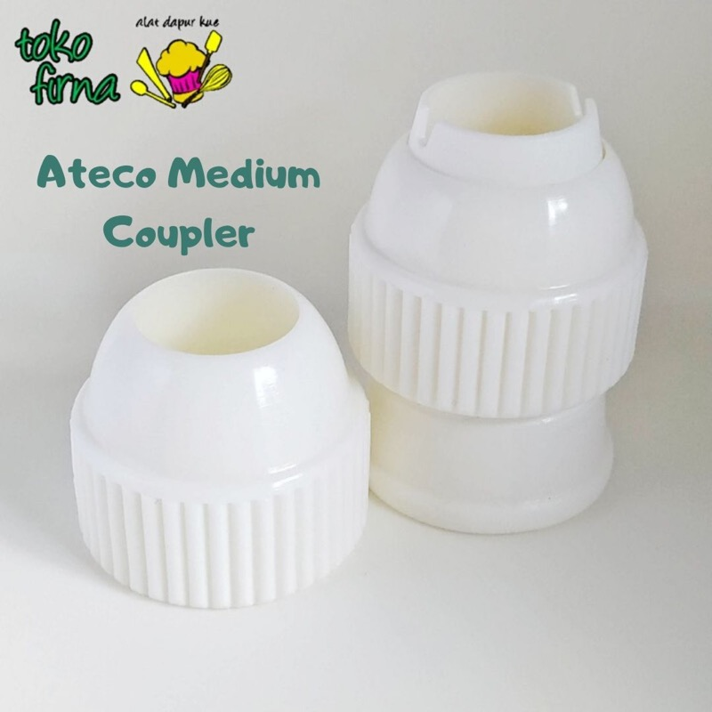 Coupler Medium and Large by Ateco