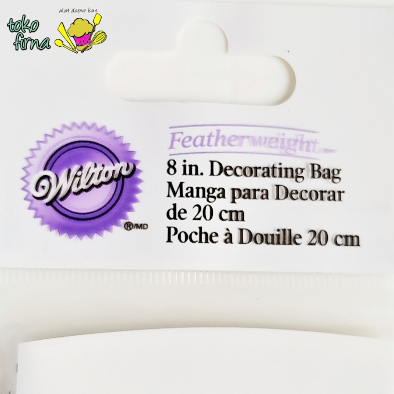 Piping Bag Featherweight 20 cm Wilton - 06