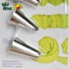 Spuit Set Border Tip Set Wilton Tips - 02