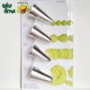 Spuit Set Border Tip Set Wilton Tips - 04
