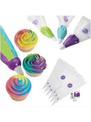 WILTON SWIRL COUPLER SET 9 PCS