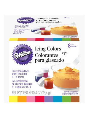 Wilton Colour Kit 8 Warna 5577 8 icing colors set